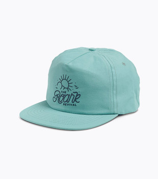 Roark Revival No Worries Hat - Aqua