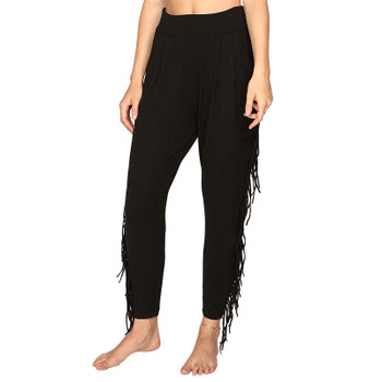 Amuse On The Fringe Pant - Black