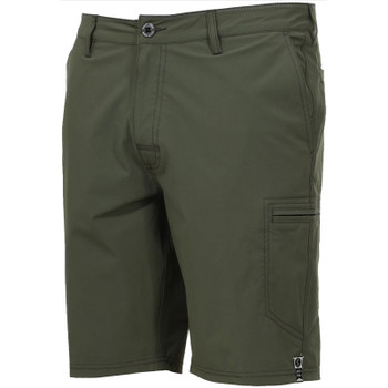 Salty Crew Skiff Walk Short - Olive