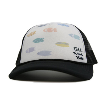 Cold Water Girls School Of Fish Trucker Hat