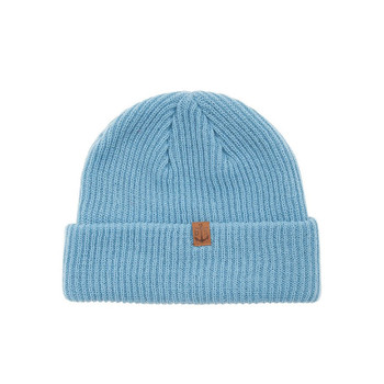 Dark Seas Knightshead Beanie - Light Blue