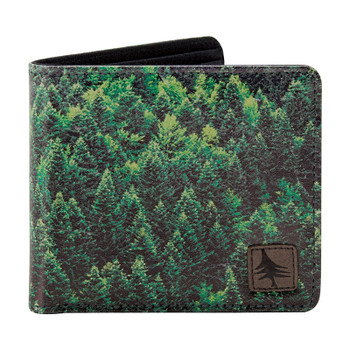 Hippytree Treeline Wallet - Black