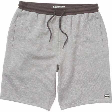 Billabong Balance Short - Light Grey Heather