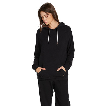 Volcom Lived In Lounge Hoody - Black