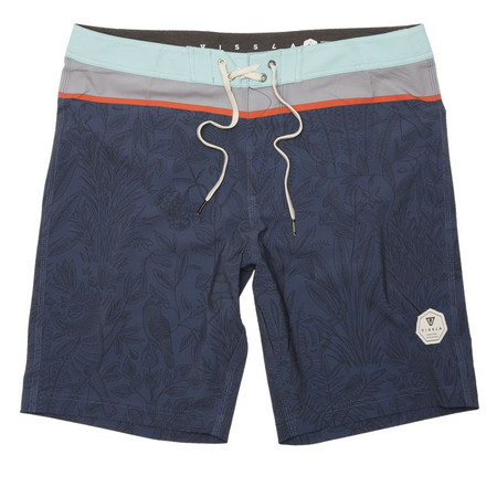 Vissla Congos Boardshort - Dark Denim