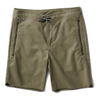 Roark Revival Layover Short - Army