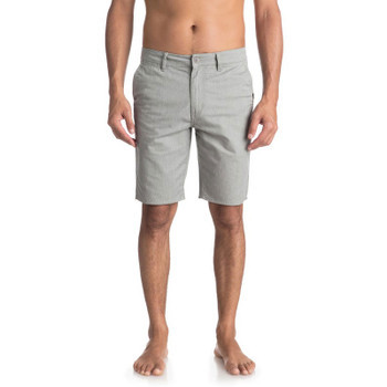 Quiksilver New Everyday Union Chino Shorts - Light Grey Heather