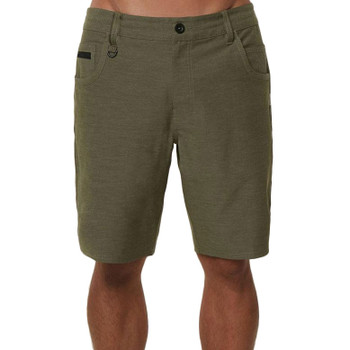 O'Neill Traveler Transfer Hybrid Shorts - Army