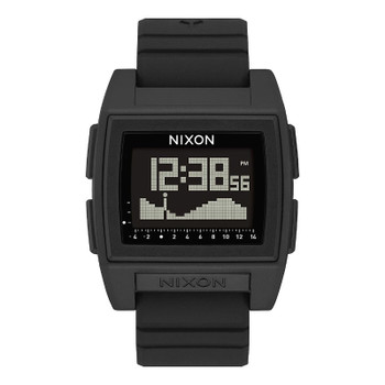 Nixon Base Tide Pro Watch - Black