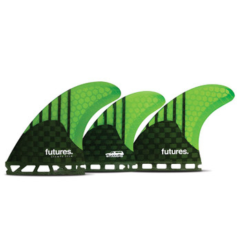 Futures Fins Stamps Generation 5-Fin Set