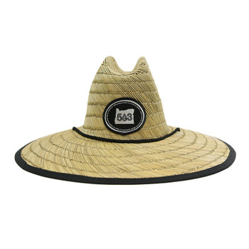 Moment Lifeguard 503 Straw Sun Hat