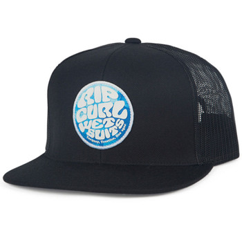 Rip Curl Fresh Wettie Trucker Hat - Black