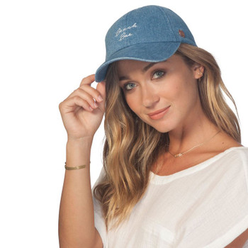 Rip Curl Beach Bae Hat - Light Blue