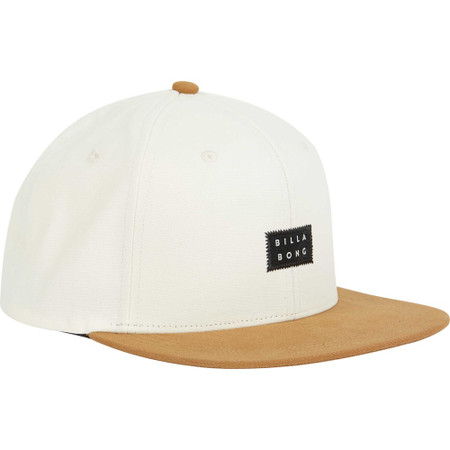 Billabong Primary Snapback Hat - Stone - 4