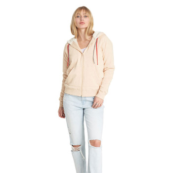 Element Lette Zip Up Hoodie - Blush