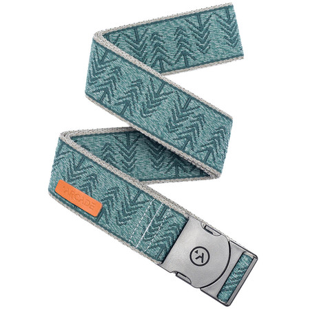 Arcade Timber Belt - Green / Grey
