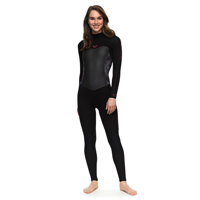 1018e9f66be921 Roxy Womens Syncro 5 4 3 Wetsuit