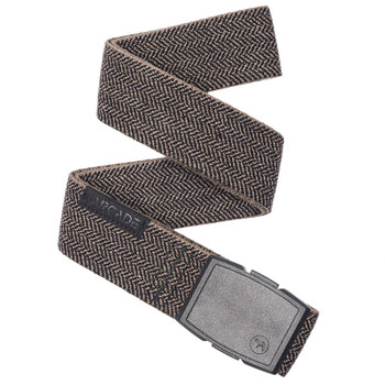 Arcade Hemingway Belt - Black / Brown