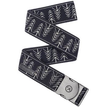 Arcade Timber Belt - Black / Heather Grey