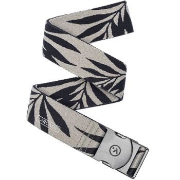 Arcade Canopy Belt - Heather Grey / Black