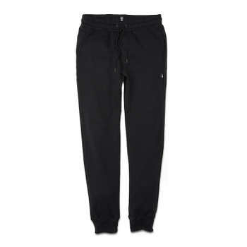 Volcom Single Stone Fleece Pant - Black