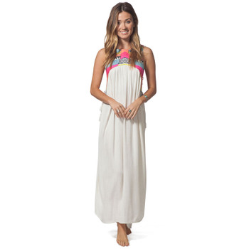 Rip Curl Sunscape Maxi Dress - Vanilla