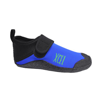 Xcel Toddler Reefwalker 1mm Round Toe Reef Boot - Electric Blue
