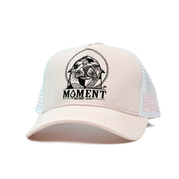 Moment Kids Sea Lion Hat - Rose