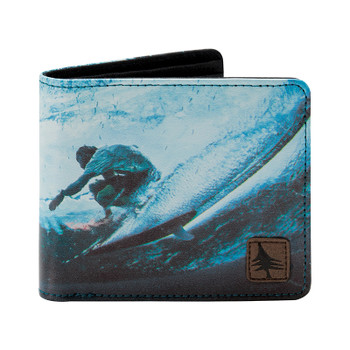 HippyTree Perspective Wallet - Black