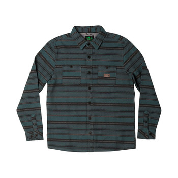 HippyTree Easton Flannel - Teal