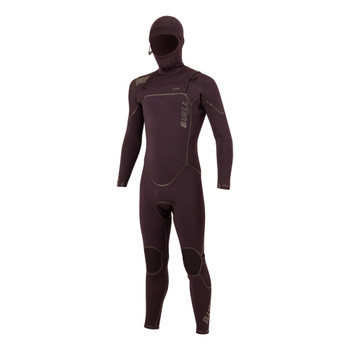 Buell RB2 Beast 5/4mm Hooded Wetsuit