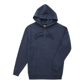 Dark Seas Scripps Sweatshirt - Navy