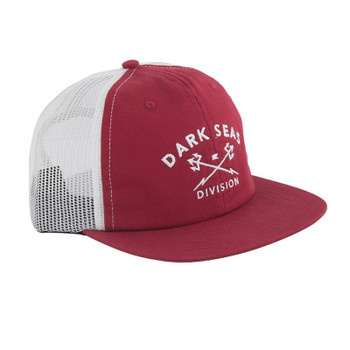 Dark Seas Displacement Hat - Red
