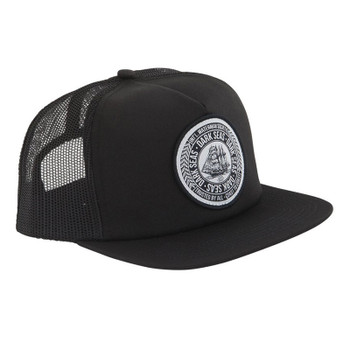Dark Seas Cannon Hat - Black