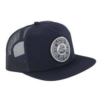 Dark Seas Cannon Hat - Navy
