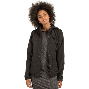 Volcom Enemy Stone Jacket - Black  - 2