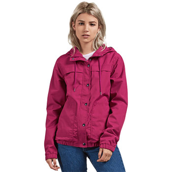 Volcom Enemy Stone Jacket - Paradise Purple