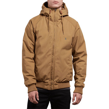 Volcom Hernan Jacket - Burnt Khaki