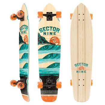 Sector 9 Stacked Strand Complete