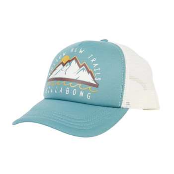 Billabong Across Waves Trucker Hat - Sugar Pine