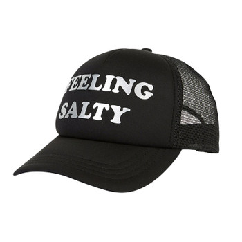 Billabong Across Waves Trucker Hat - Black