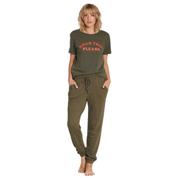 Billabong Here We Go Sweatpant - Olive