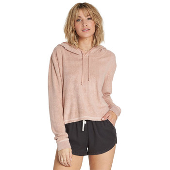 Billabong Short Story Fleece Hoodie - Sandy Toes