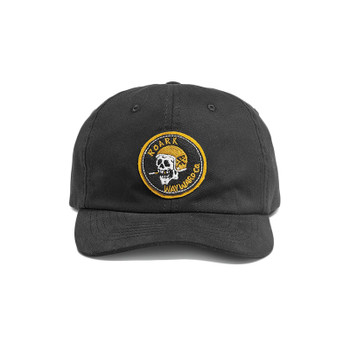 Roark Dead Head Hat - Black