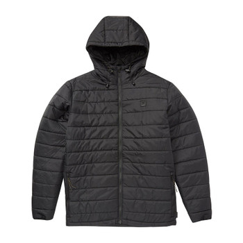 Billabong Transport Puff Jacket - Black
