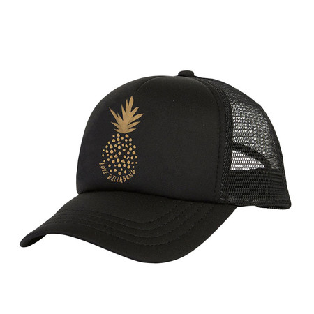 Billabong Girls Ohana Hat - Off Black
