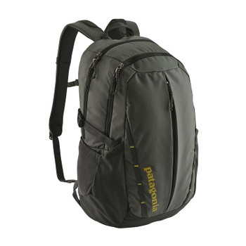 Patagonia Refugio 28L Pack - Forge Grey /  Textile Green