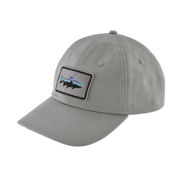 Patagonia Fitz Roy Trout Patch Trad Cap - Drifter Grey