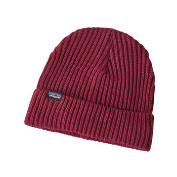 Patagonia Fisherman's Rolled Beanie - Oxide Red