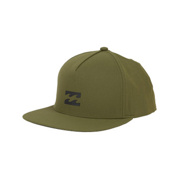 Billabong Surftrek Snapback Hat - Olive